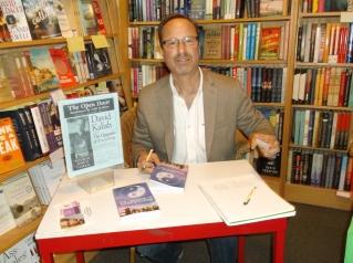 Author David Kalish