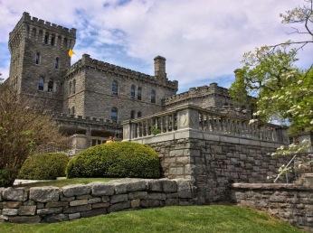 Reid Castle in Manhattanville College