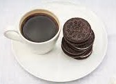 coffee oreos