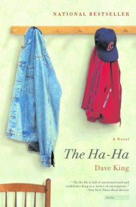 """The Ha Ha"" Paperback Edition"